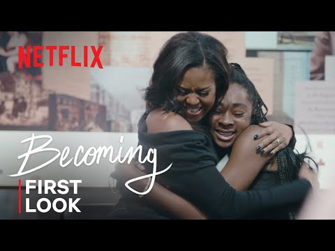 Becoming   First Look   Netflix