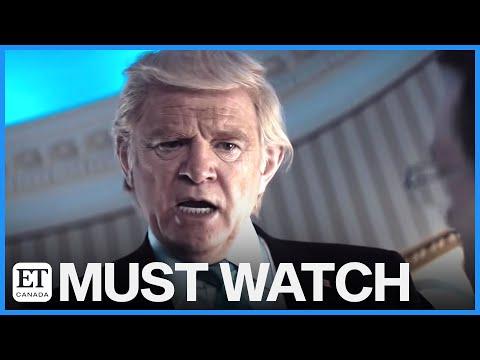 Brendan Gleeson Transforms Into Donald Trump In 'The Comey Rule' Trailer