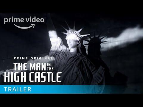 The Man in the High Castle Season 1 - Official Comic-Con Trailer   Prime Video
