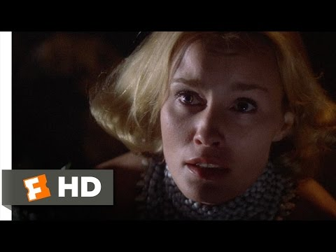 King Kong (1/9) Movie CLIP - An Offering (1976) HD