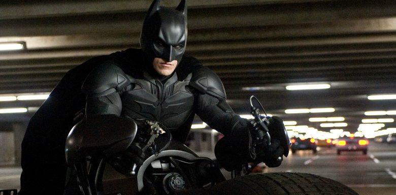 The Dark Knight motorcycle