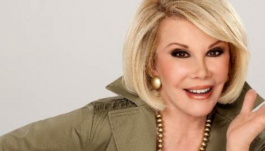 E! Celebrates Joan Rivers, Indiewire Trashes Late Comic