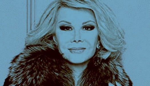 Who Will Carry Joan Rivers' No Apologies Torch?