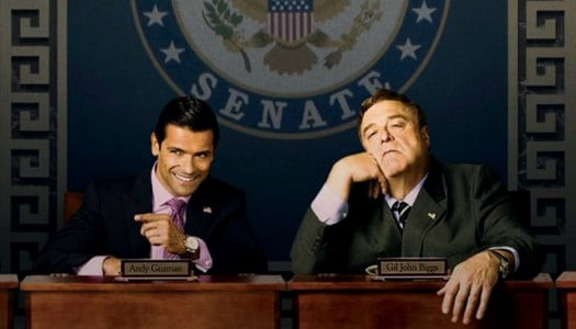 Variety Hails 'Alpha House' for Slamming Republicans