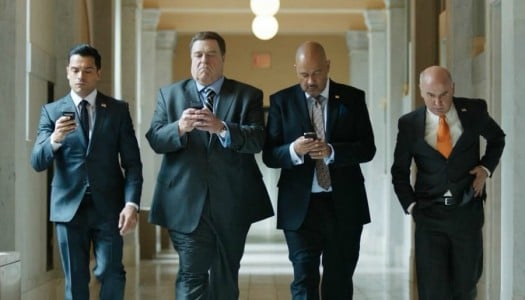 'Alpha House' Targets Koch Brothers in Season 2