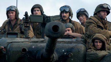 Photo of HiT Movie Review: 'Fury'