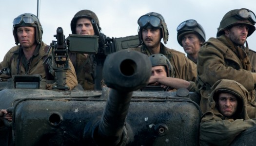 HiT Movie Review: 'Fury'