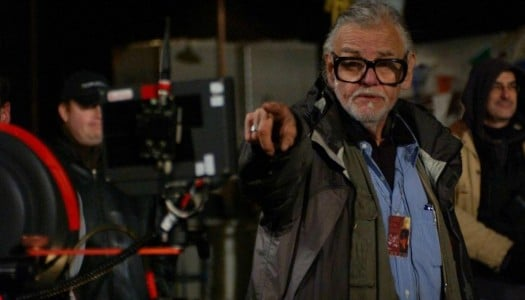 George Romero's Son Walking in Dad's Zombie Footsteps