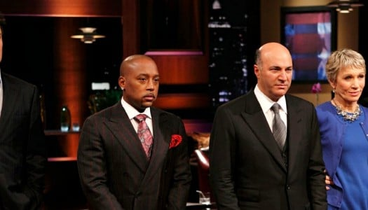 'Shark Tank' Reruns Crush MSNBC Lineup