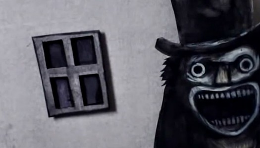 Do You Want a 'Babadook' Pop-Up Book?