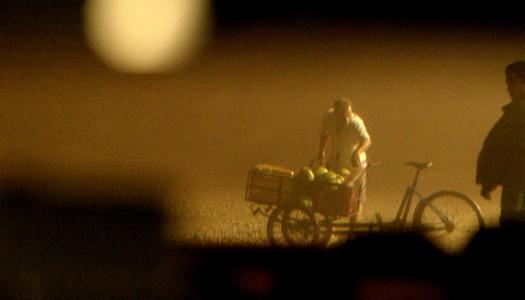 Violence Invades Director Luis Dantas' Story, Set
