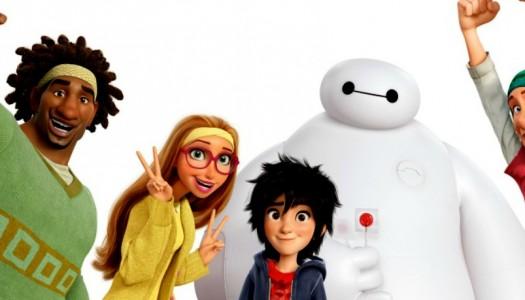 'Big Hero 6' Gets Girl Power, Diversity Boost