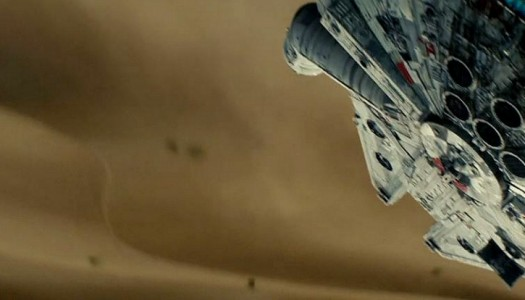 First Five Reactions: 'Star Wars: The Force Awakens' Teaser