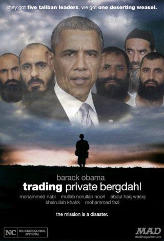 Trading-Bergdahl-Obama-mad-magazine