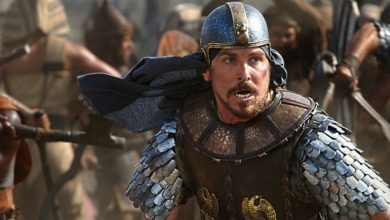 Photo of Screenwriter: Faith Only Gets Supporting Role in 'Exodus'
