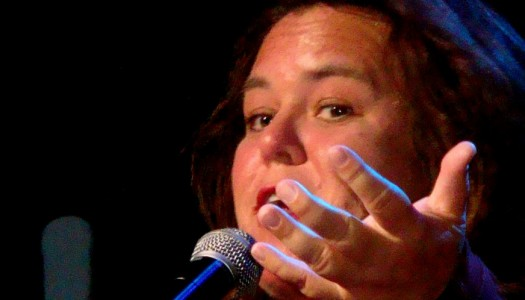 Rosie O'Donnell Defends 'Truth,' Yanks Anti-Israel Art