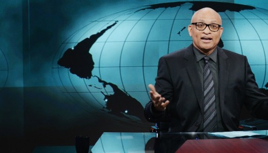 Larry Wilmore on Obama: 'Barry Got His Groove Back'