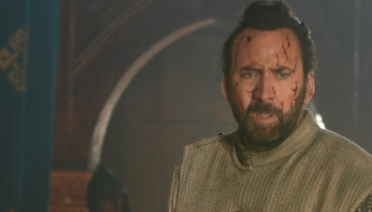 5 Takeaways from Nicolas Cage's 'Outcast' Trailer