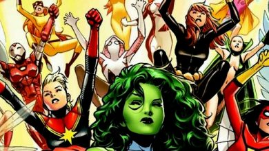 Photo of Female 'Avengers' Strikes Blow for Balance, Capitalism