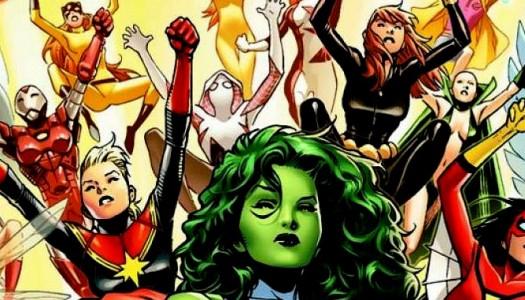 Female 'Avengers' Strikes Blow for Balance, Capitalism