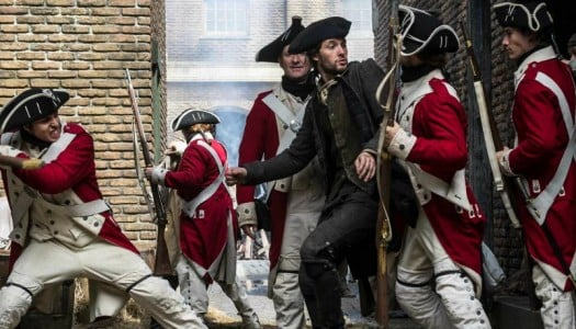 History Takes a Drubbing from 'Sons of Liberty'