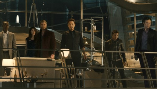 New 'Avengers' Trailer Flashes Grit and Humor