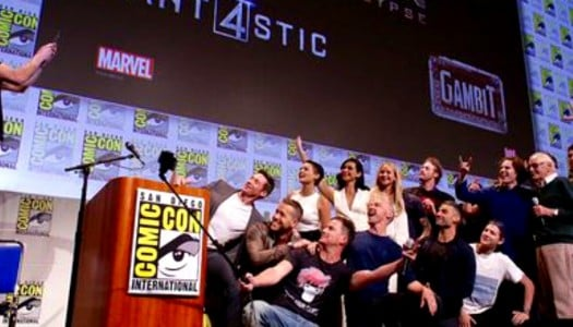 Comic-Con 2015: Stan Lee Cannot Be Stopped