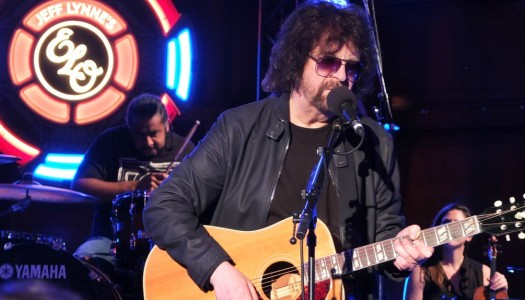 Jeff Lynne's 'Universe' – Arena Rock Aging Gracefully