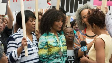 Photo of Spike Lee's 'Chi-Raq' Can't Stop Sermonizing