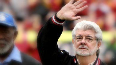 Photo of George Lucas' Sad 'Star Wars' Swan Song