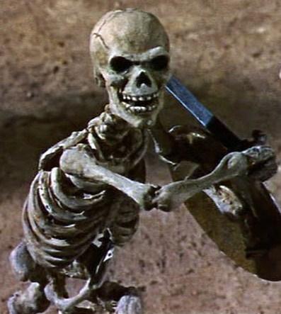 Jason skeletons
