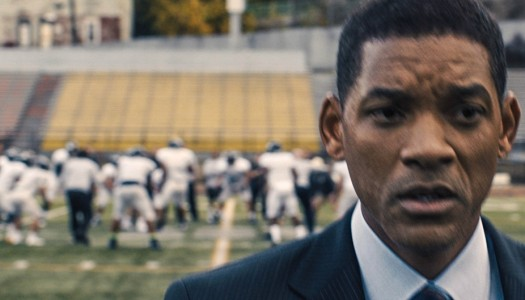 'Concussion' Flagged for Unnecessary Roughness