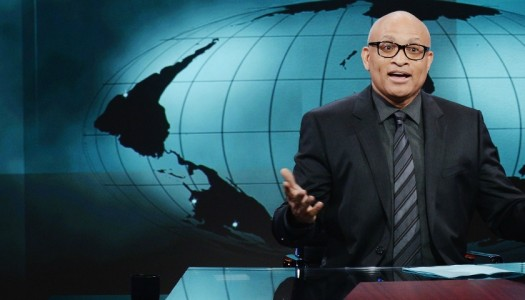 Guest Compares Ted Cruz to KKK, Larry Wilmore Silent
