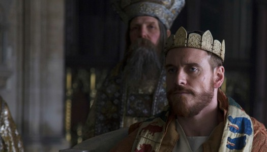 Fassbender's Bloody 'Macbeth' Does the Bard Proud