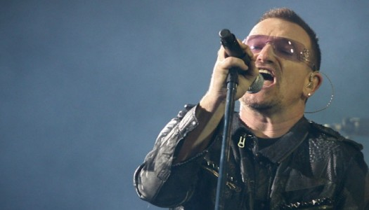 U2's Bono Says U.S. Should Welcome Syrian Refugees