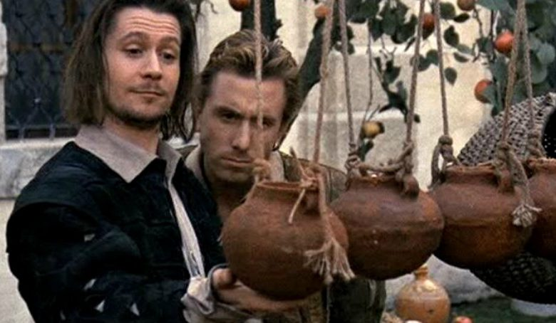 Rosencrantz & Guildenstern Are Dead Blu-ray-review