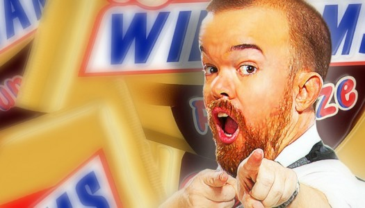 Brad Williams: 'If It's Funny then I'm Game'