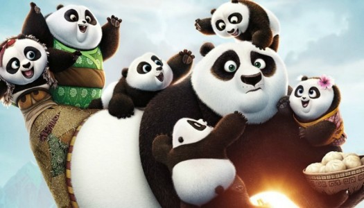 Three Times a Charm for 'Kung Fu Panda' Sequel