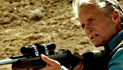 Michael Douglas Shows True Hollywood Courage