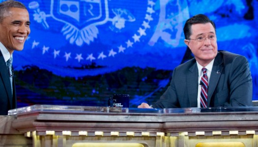 Colbert Applauds Obama's Meaningless Gun Control Push