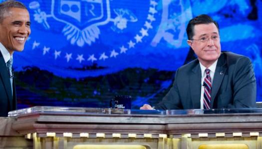 Noah, Colbert Coddle Obama on Gun Control Push