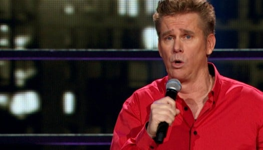 Who Needs Dirty Jokes and Political Swipes? Not Brian Regan