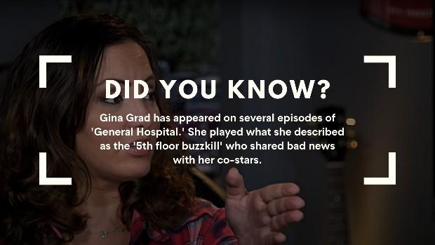 gina grad facts