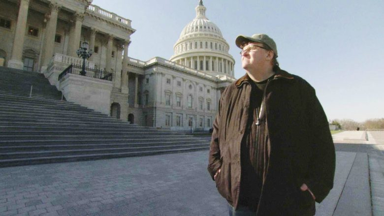 Michael Moore in DC