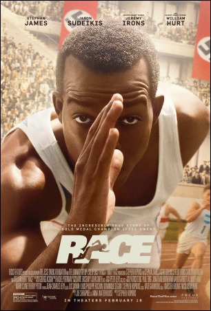 race-one-sheet-poster-review