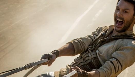 Why New 'Ben-Hur' Deserves Respect, Not Icon Status