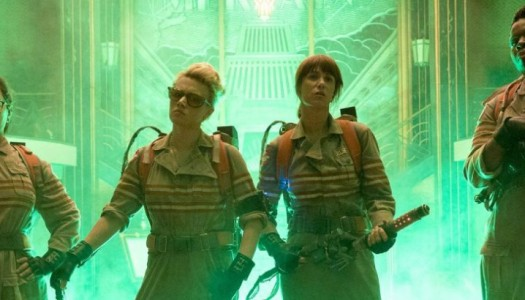HiT List: Sony's Afraid of a Lesbian Ghostbuster