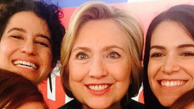 Photo of Clinton's 'Broad City' Cameo Apolitical? Horse****