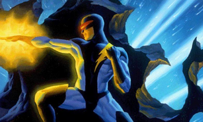 Nexus comic book hero