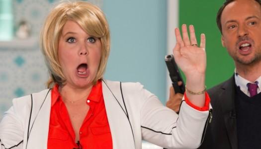 Hollywood Hypocrisy: Amy Schumer's Gun Edit